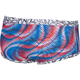 arena Spirograph Reversible Low Waist Shorts Herren multi_black